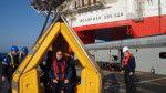 Буровые установки «Полярная звезда» и «Северное сияние» готовы к работам на шельфе Сахалина