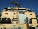 Во Владивостоке строят судно для работы с буровыми установками