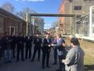 Запуск новой котельной для объектов на улицах Цвиллинга и Машинная